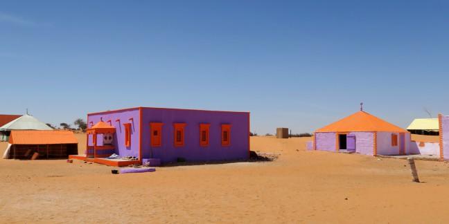 bunte-Häuser